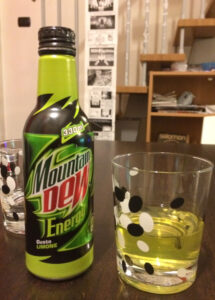 Mountain Dew - 0,33 Lt